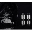 528 Custom Vape Goon 22mm (SS)